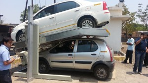 Two Level Stack Car Parking Systems