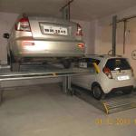2-level-dependent-parking-systems