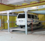 Combilift 551 is an example of Two Level Automatic Car Parking System