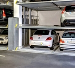 Parklift 413 is an example of 3 Level Automatic Car Parking System