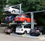Parklift 421 is an example of Pit Parking System
