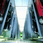 Parksafe is an example of Automated Car Parking Systems