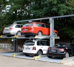 Stacked Car Parking System