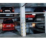 Three Level Automated Car Parking System