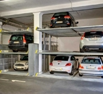 Three level Automatic Car Parking Systems