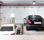 Two Level Puzzle Parking Systems
